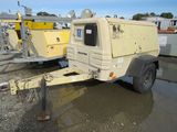2008 INGERSOLL RAND P185 TOWABLE AIR COMPRESSOR