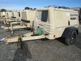 2004 INGERSOLL RAND P185 TOWABLE AIR COMPRESSOR