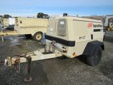 2001 INGERSOLL RAND P185 TOWABLE AIR COMPRESSOR