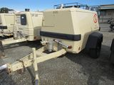 2000 INGERSOLL RAND P185 TOWABLE AIR COMPRESSOR