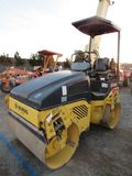 2012 BOMAG BW 120AD DOUBLE DRUM ROLLER