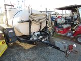 2012 WYLIE EXP-800S TOWABLE WATER WAGON