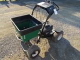 LESCO HYDRO POWERED SEED SPREADER