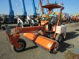 2013 LAY-MOR SM300 TOWABLE RIDE ON SWEEPER