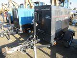 LINCOLN ELECTRIC VANTAGE 500 TOWABLE WELDER