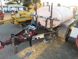 2012 WYLIE EXP-500S TOWABLE WATER WAGON