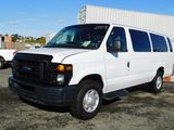 2009 FORD E-350 XL SUPER DUTY PASSENGER VAN