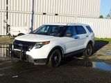 2014 FORD EXPLORER AWD POLICE INTERCEPTOR