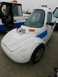 2000 CORBIN SPARROW ELECTRIC 3 WHEEL CART
