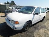 1998 FORD WINDSTAR MINI VAN