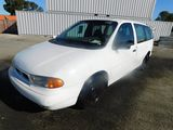 1998 FORD WINDSTAR VAN