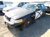 2009 FORD CROWN VICTORIA (BAD TRANS)