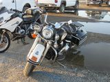 2008 HARLEY DAVIDSON POLICE MOTORCYCLE