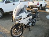 2015 BMW R1200RT POLICE MOTORCYCLE