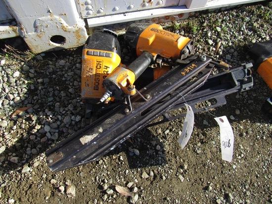 (2) BOSTITCH NAIL GUNS