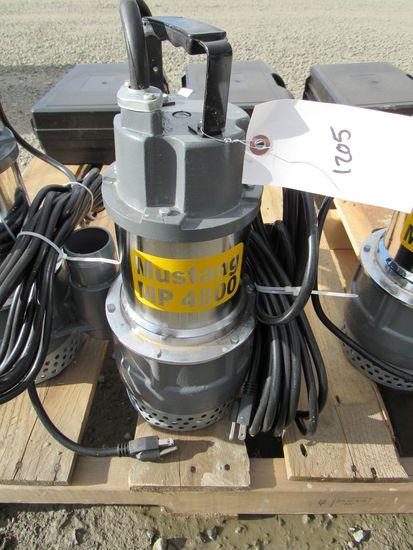 NEW & UNUSED MUSTANG MP 4800 SUB PUMP