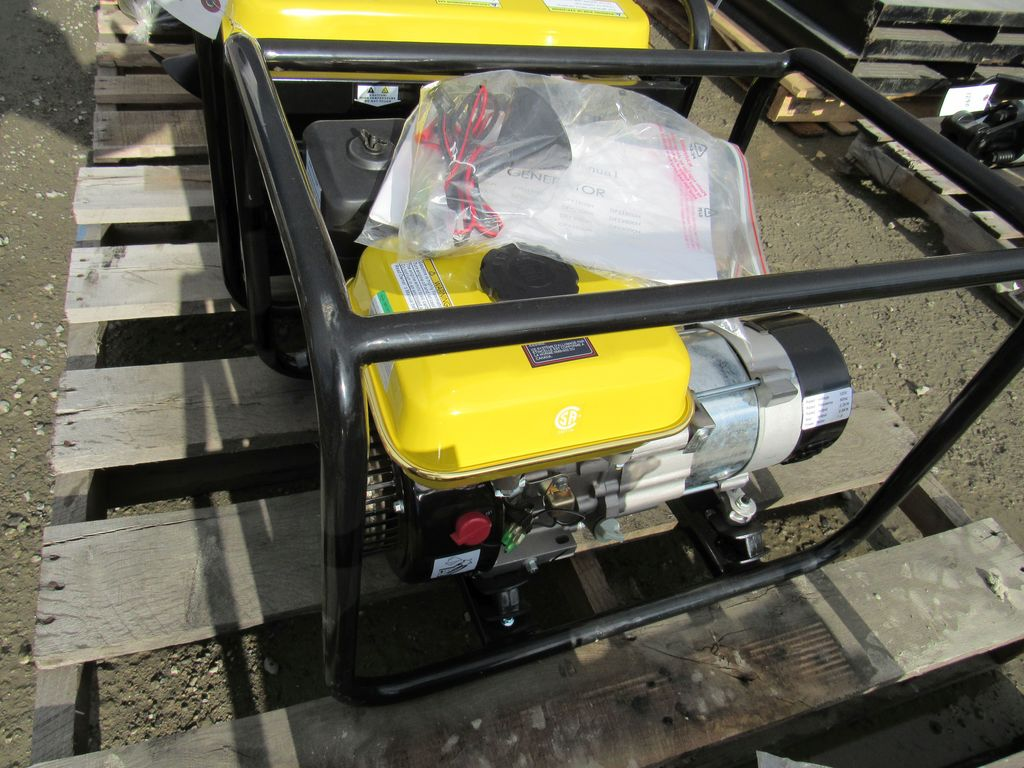 NEW & UNUSED DF2500H PORTABLE GENERATOR