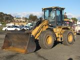 2002 CATERPILLAR 924G RUBBER TIRE LOADER