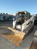 2013 BOBCAT T590 TRACK SKID LOADER