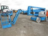 2010 GENIE Z40/23N RJ ARTICULATED BOOM LIFT