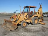 CASE 580K BACKHOE LOADER (NON COMPLIANT)