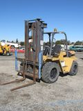 EAGLE PITCHER RC60 RT FORKLIFT