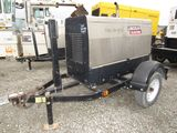 2011 LINCOLN ELECTRIC VANTAGE 300 TOWABLE WELDER