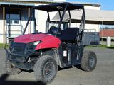 2013 POLARIS RANGER 400 4X4 UTILITY CART