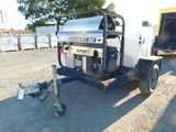 2013 HYDROTECH SS35004VH TOWABLE STEAM CLEANER