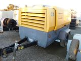 2013 ATLAS COPCO XAS 400 TOWABLE AIR COMPRESSOR