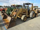 FORD 545C 4X4 SKID LOADER