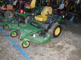 JOHN DEERE Z TRACK RIDE ON MOWER