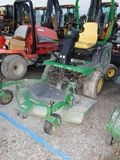 2008 JOHN DEERE 1420 RIDE ON MOWER