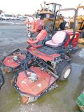2008 TORO GROUNDSMASTER 3500D RIDE ON MOWER