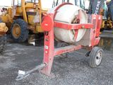 MQ MC94PH8 TOWABLE CONCRETE MIXER