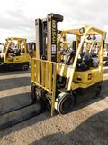 HYSTER S50FT WAREHOUSE FORKLIFT