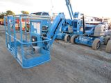 2012 GENIE Z45/25J KNUCKLE BOOM LIFT