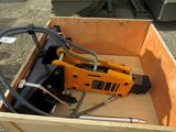 NEW & UNUSED TRX HB750 HYDRAULIC BREAKER ATTACHMENT