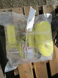(4) NEW & UNUSED 10,000 LB RATCHET STRAPS