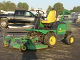 2008 JOHN DEERE 1400 RIDE ON MOWER