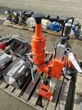 NEW & UNUSED MUSTANG CORE DRILL