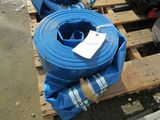 (2) NEW & UNUSED DISCHARGE HOSE