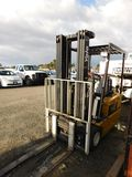 YALE ERP030 WAREHOUSE FORKLIFT