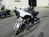 2012 HARLEY DAVIDSON ELECTRA-GLIDE POLICE MOTORCYCLE
