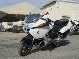 2007 BMW POLICE MOTORCYCLE