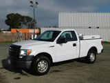 2012 FORD F-150 PICKUP TRUCK W/ TOOL BOXES