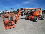 2012 JLG 600AJ 4X4 KNUCKLE BOOM LIFT