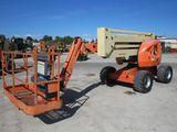 2012 JLG 450AJ 4X4 KNUCKLE BOOM LIFT