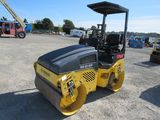 2013 BOMAG BW120AD-4 DOUBLE DRUM ROLLER