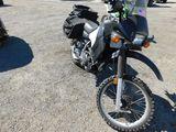 2001 KAWASAKI DUAL SPORT MOTORCYCLE